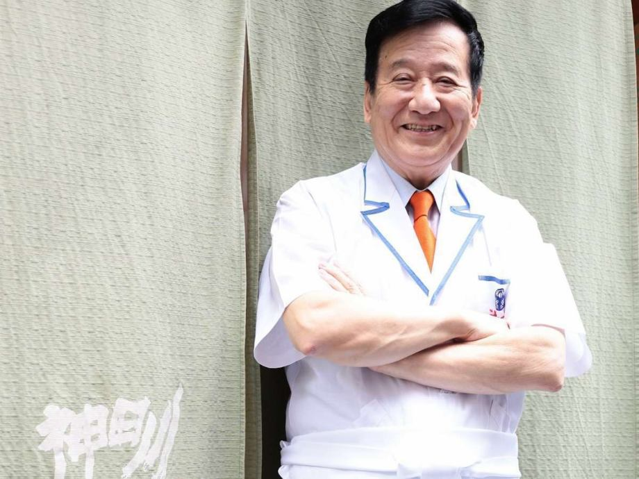 神田川俊郎氏が監修した特別料理をご提供いたします