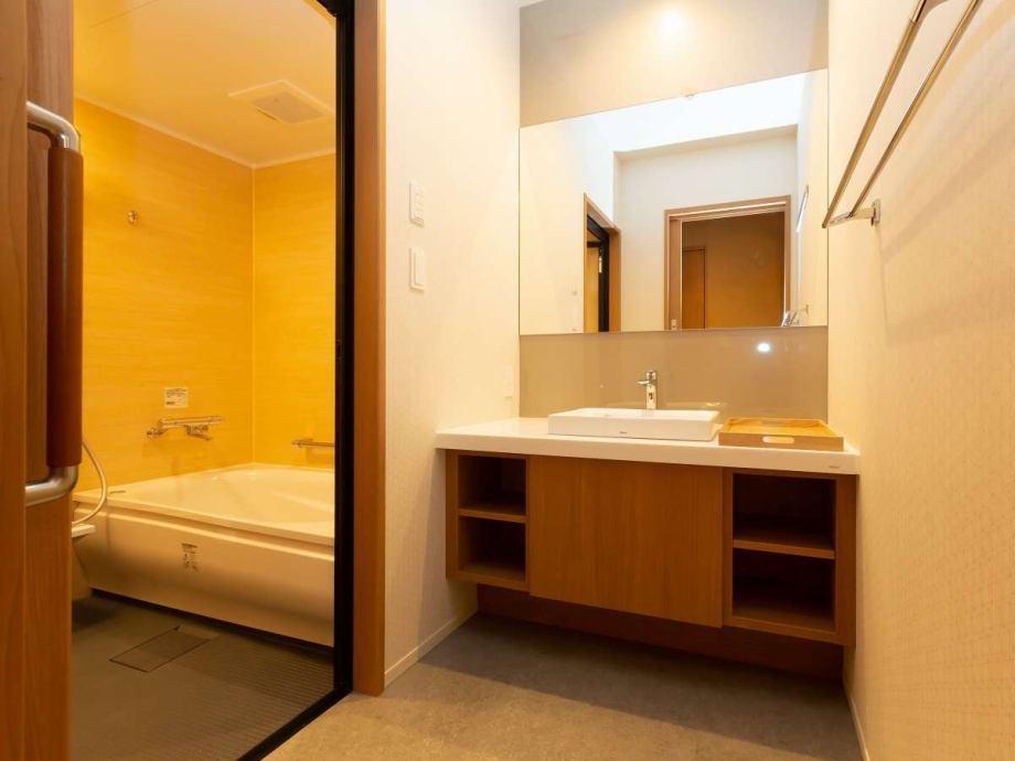 デラックスルーム(浴室)