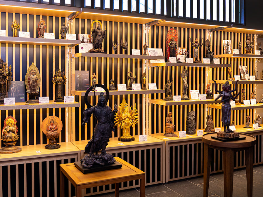 【東方館 イSム オフィシャルショップ】 独自の技術力と表現力で甦る美しい仏像を、納得のクオリティと安心の価格でお届けします。